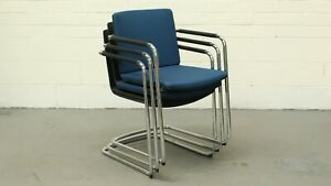 Wilkhahn Neos 183 Cantilever Chair 42438