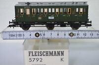 Fleischmann HO 5792 K Abteilwagen 2 Kl 047 847 DB (CD/053-16R2/9)