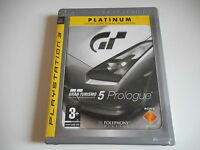 JEU PLAYSTATION 3 - GRAN TURISMO 5 PROLOGUE - PLATINUM