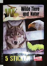 Pochette No Panini Animaux sauvages et Nature