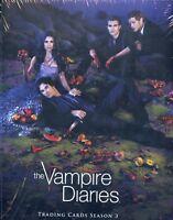 Vampire Diaries Season Three Card Album