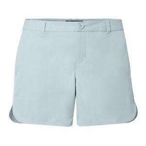 Oakley Enjoy Women's Chino Golf Shorts Grey - Size Medium - New with Tags