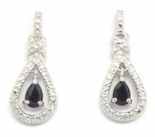 Diamant Echtschmuck aus Sterlingsilber für Damen