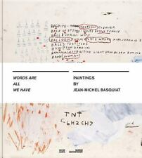 Jean-Michel Basquiat: Words Are All We Have, , Very Good Book