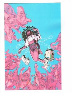 The Many Deaths of Laila Starr #1 One Per Store Anand RK Virgin Variant Comic