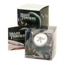Tuvalu Transformers Dark of the Moon Megatron $1 2011 Proof Silver Coin Mint Box