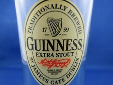 Guinness Extra Stout Beer Glass - 20oz