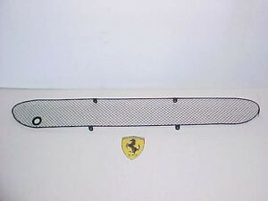 Ferrari F50 Front Grille Screen OEM