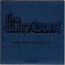 The Glitterati - Here Comes a Close Up (CDS 2004) 3 track promo EP