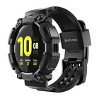 Galaxy Watch Active 2 Case Band 44mm UBPro Wristband Metal Clasp Rugged G-Shock