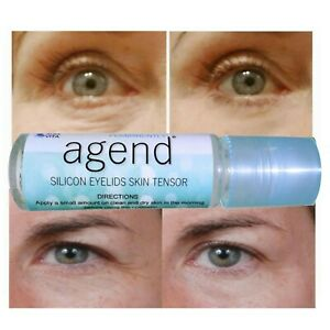 Eyelid Lifting SILICON GEL Bags Skin Under Eyes Permanent Effect 10ml ALKAVITA