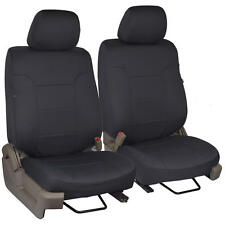 Custom Truck Seat Covers for Ford F-150 2009-2013 Regular/ Extended Cab Black