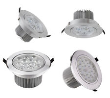 Dimmable LED Ceiling Lamp Fixture Recessed Light Spotlight Cabinet Office Hotel