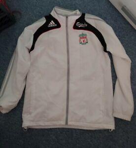 Adidas | FC Liverpool Trainingsjacke | weiß |