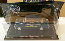 "DIE CAST "" LANCIA APPIA II QUATTRORUOTE - 1957 "" + TECA RIGIDA BOX 2 SCALA 1/43"