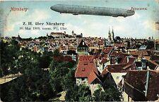 Zeppelin Ansichtskarten vor 1914 aus Deutschland