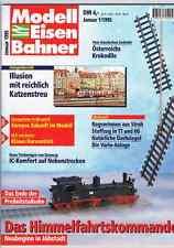 Modell-Eisenbahner, Heft 1/1995