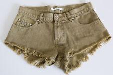 Stussy Denim Women's Shorts Size 8 Excellent Condition