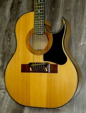"""1971 Smith BW-18-P 18-String Cutaway """"Prototype"""" Museum Quality 1 of only a few."""