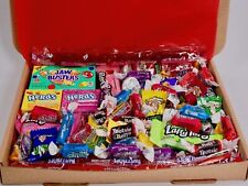 50 items American sweets gift box - USA candy hamper - Nerds - jolly ranchers