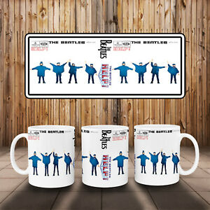 The Beatles Help! Album Art Mug Ideal Gift