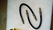 SAAB 99, 900, 1976/87, TWO NOS Ate Type REAR BRAKE HOSES