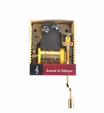 Simon & Garfunkel - Sound Of Silence - Handkurbel Spieldose