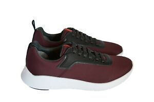 New Authentic PRADA Mens Sneakers Schuhe Scarpe US10.5 EU43.5 UK9.5 4E3148