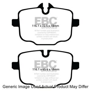 EBC DP42089R Yellowstuff Street & Track Disc Brake Pads For BMW 535i xDrive NEW