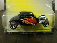 Maisto Motor Works Limited Edition #142 1934 Ford Hot Rod Black 2000