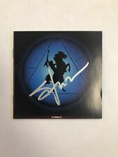 "SHOOTER JENNINGS SIGNED ""ELECTRIC RODEO"" CD COVER COA RARE! WAYLON COUNTRY"