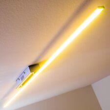 Plafonnier Design Lampe à suspension LED Lampe de corridor Lustre Chrome 138758