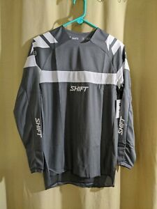 Shift White Lable Void Jersey Grey/White Small