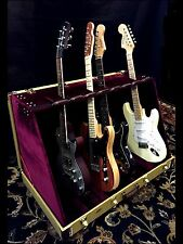 KING Studio 8 Guitar Case Stand Tweed