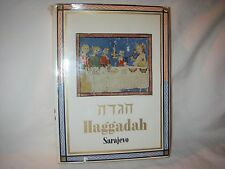 JEWISH HEBREW RARE PASSOVER SARAJEVO HAGGADAH COLLECTORS SEDER PRAYER BOOK