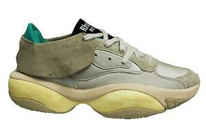 Puma Alteration x Rhude Beige Low Lace Up Chunky Mens Trainers 370020 01