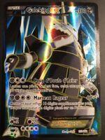 Carte Pokemon GALEKING 153/160 Holo EX Full Art XY5 Française Proche NEUF