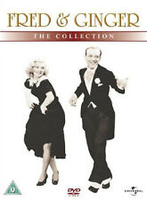 FRED AND GINGER COLLECTION VOLUME 1 & 2 DVD Fred Astaire Ginger Rogers UK New R2