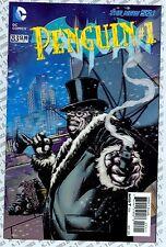 Batman Vol 2 #23.3 ~ Penguin #1 ~ Linticular Cover ~ 2013 ~ Mint
