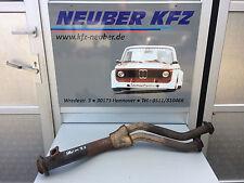 BMW 5er E12 ALPINA B7 B7S Turbo Hosenrohr Abgasrohr original BMW Wastegate
