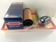 VW Golf MK IV  1.9 SDi TDi 1896cc Oil Air Fuel Filter Service Kit  Borg & Beck
