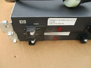PDU CONTROL UNITS  EO4501 PDU  P/N 228481 -002 With 10' CABLE >  X 2