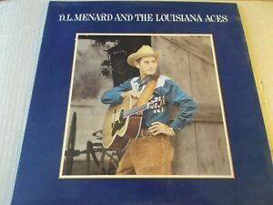 D L MENARD AND LOUISIANA ACES,SAME,LP ON ROUNDER 6003,