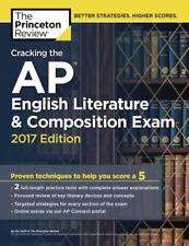 Cracking the AP English Literature & Composition Exam, 2017 Edition:-ExLibrary