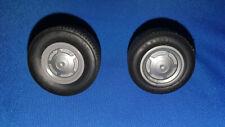Playmobil - Ersatzteile: z.B. 4401 DHL Paketdienst  Auto  2x Reifen mit Felge