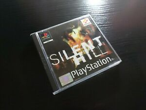 Silent Hill (Sony PlayStation 1, PS1, 1999)