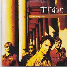Train-Something More cd single