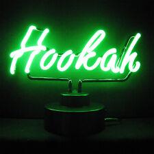 Hookah - Leucht - Reklameschild, Neon Sign