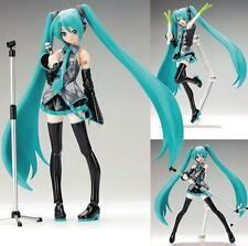 New Vocaloid Hatsune Miku Figma #014 PVC Action Figure Toy Anime Gift