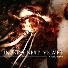 """In Blackest Velvet """"Insuisight"""" MCD [Melodic Death Metal from Germany IN FLAMES]"""